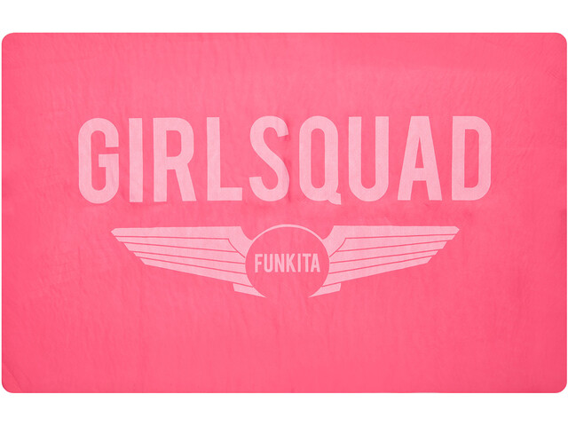 Funkita Chamois Sports Towel, girl squad